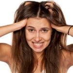 Har du problem med torr hårbotten